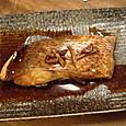鯛を煮付けに