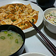3月23日マーボー豆腐