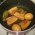 豚の角煮挑戦中
