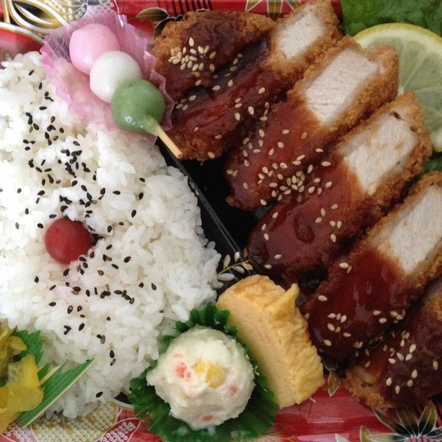 お弁当(お昼)