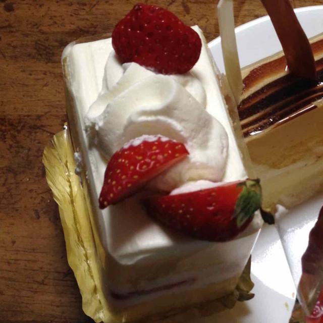 ショートケーキその1