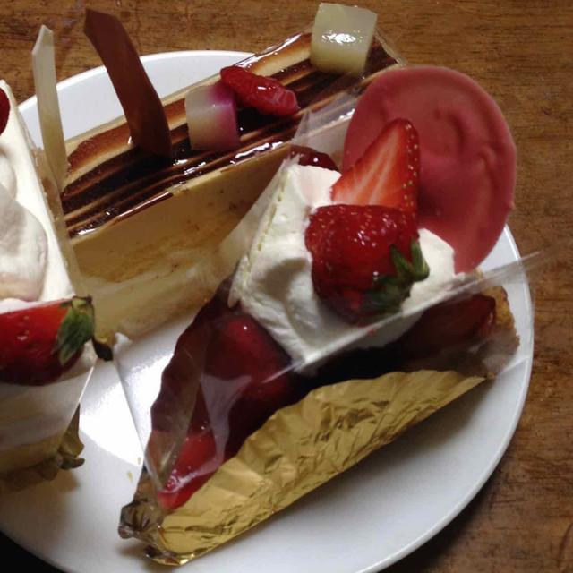 ショートケーキその2
