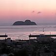 ムーミン島(日の出前)