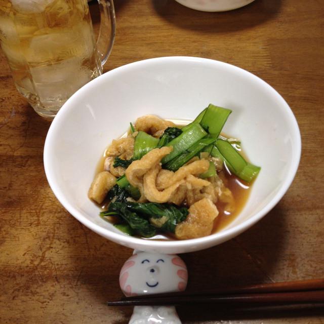 小松菜お浸し
