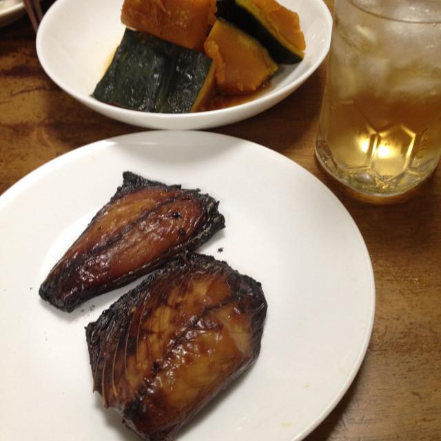 サバ(醤油漬け)