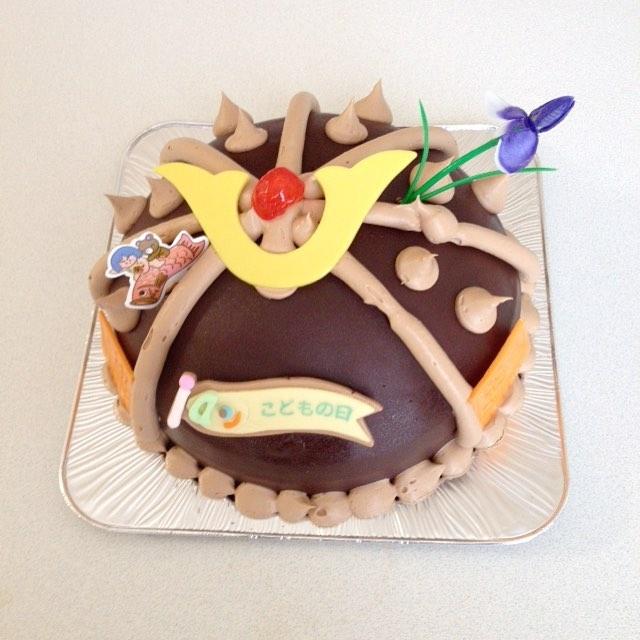初節句のケーキ