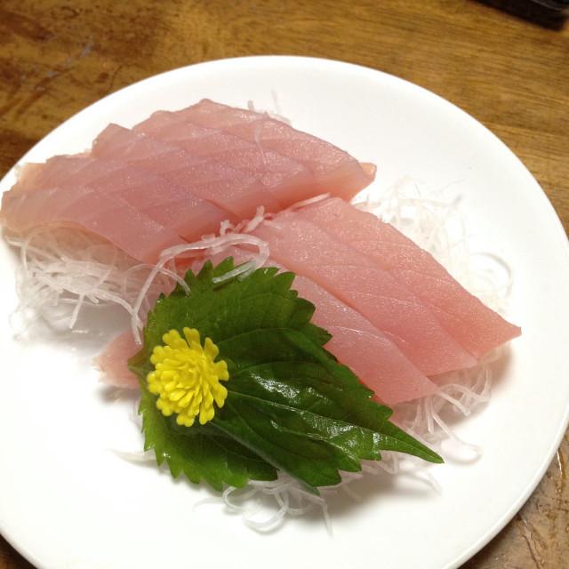 13日 手巻き寿司 しび