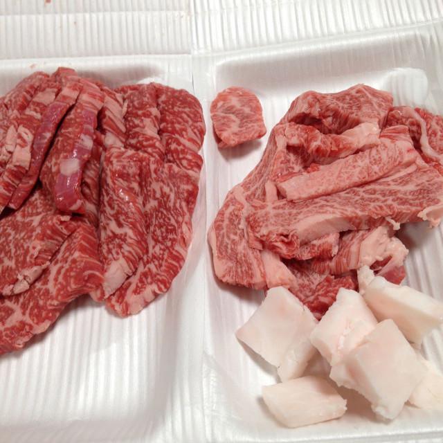 松阪肉こま切れ