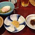 嵯峨野 湯豆腐のまえに