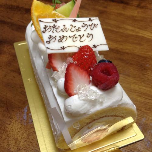 誕生日(ツマ)