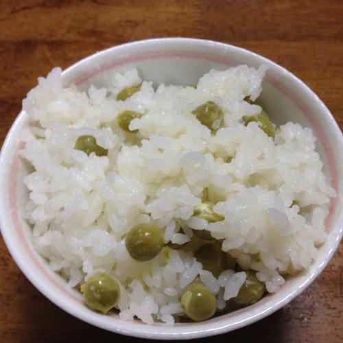 ことしの豆ご飯