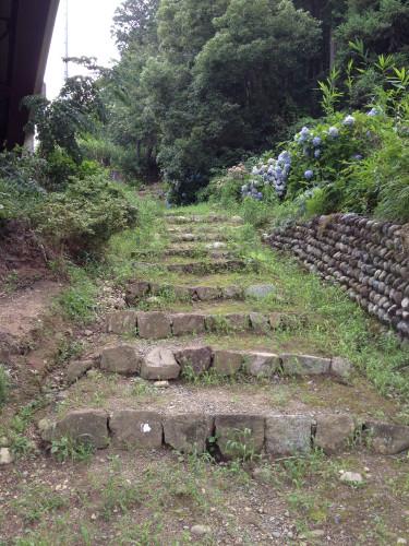 一乗寺登山道