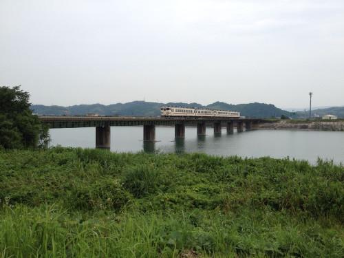 櫛田川橋梁