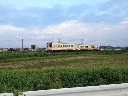 JR紀勢本線(上り)