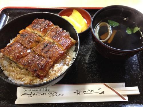 鰻丼(うなよし)