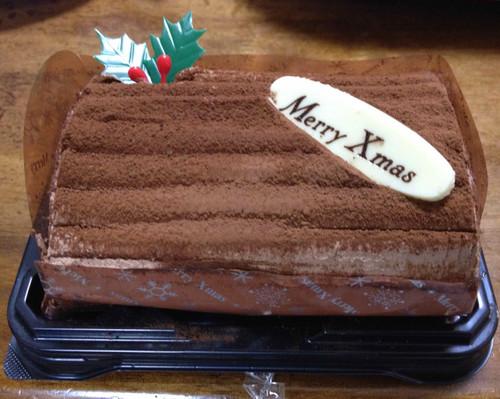 小さなケーキ