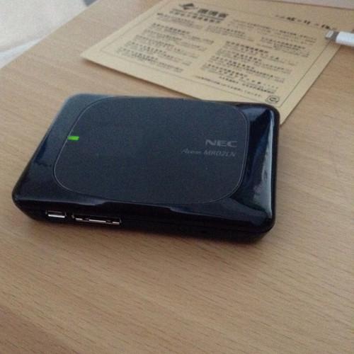 ポケット Wi-Fi