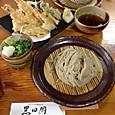 信楽・黒田園の蕎麦