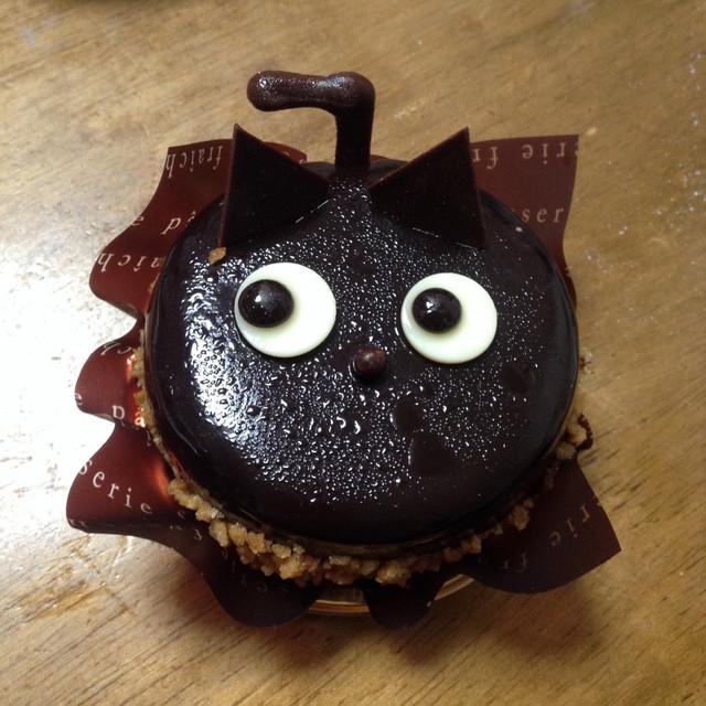 黒ねこ(シャトレーゼ)