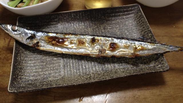 秋刀魚1号