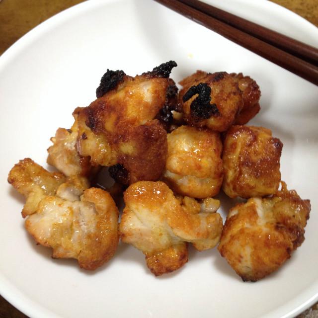 チキン(タンドリー風)
