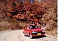 1981年秋三国峠で