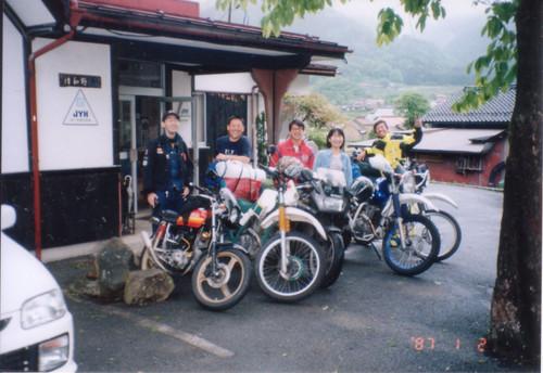 1998年津和野YH