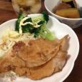 生姜焼き(3日)