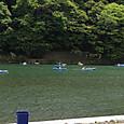 大堰川(川下り船着場・ボート乗り場)