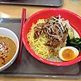 肉盛りざるラーメン(寿がきや)
